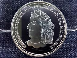 III. Ferdinánd színezüst 5 korona UP/id 6611/