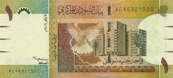 Szudán 1 Font 2006 UNC