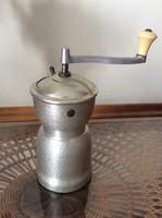 Alumínium házas kávédaráló