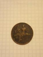 10 Centimes Franciaország 1914 !