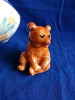 Bodrogkeresztúri kis medve mackó