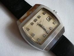 Korting egy ritka NOS óra Svájcból az 1970-es évekből