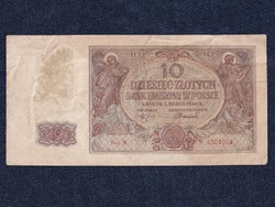 Lengyel 10 zloty 1940 (id5670)