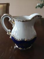 Zsolnay Pompadour/pompadúr 1-es teás tejkiöntő, hibátlan