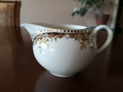 Zsolnay Sissi/Sissy tejkanna nagyobb, teás készlethez, hibátlan, új