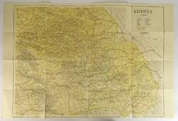0V507 Erdély térkép Kókai Lajos 1943