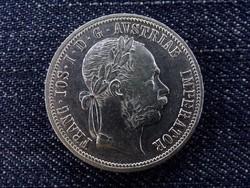 Szép Ferenc József ezüst 1 Florin 1878 (id6130) forgalmi