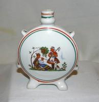 Régi Gránit porcelán kulacs
