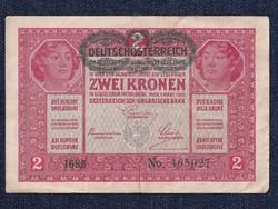 Osztrák-magyar 2 korona 1917/id 6564/