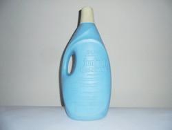 Retro mosószer öblítő műanyag flakon - Apollo Wien - ausztriai osztrák gyártmány - 1970-1980-as évek