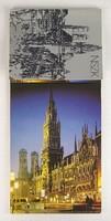 0V406 12 darabos NSZK képeslap füzet