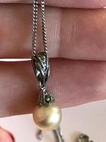 Nagyon szép ezüst nyaklánc