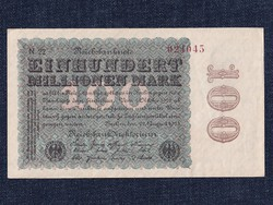 Hajtatlan német 100 millió márka 1923/id 6472/