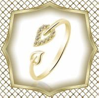 Gold Filled karikagyűrű GFGY-SW35-2