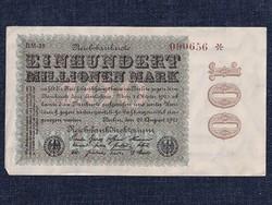 Német 100 millió márka 1923/id 6487/