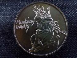Festők - Munkácsy Mihály ezüst 200 Forint/id 5625/