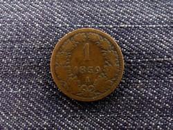 1 Krajcár 1859 A/id 5318/