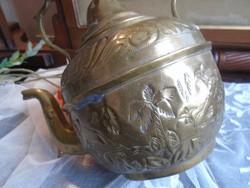 Réz egyiptomi teás kanna.