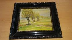 Hódi Géza ( 1881-1942) Tájkép eredeti festmény