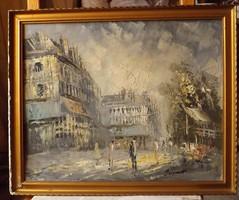 Caroline Burnett eredeti festménye