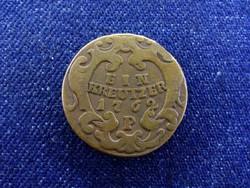 Mária Terézia 1 Krajcár 1762 P/id 4405/
