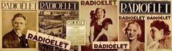 SZÜLETÉSNAPRA! 1935 március 8  /  Rádióélet  /  Régi ÚJSÁGOK KÉPREGÉNYEK MAGAZINOK Szs.:  9233