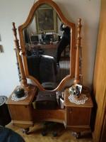 5 darabos hálószoba bútor