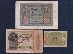 3 db német márka (id6369)