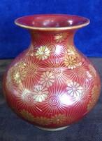 Különleges Zsolnay kicsi váza