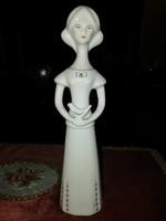 Ritka Aquincumi Hófehérke figura art deco