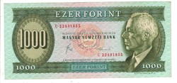 "1000 forint 1983 ""C"" 2."