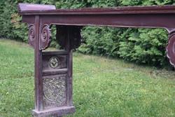 Hatalmas, antik kínai oltár!