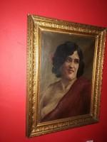 F.Dupré Francia festőművész.1877-1920