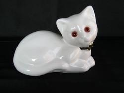 Kerámia cica macska
