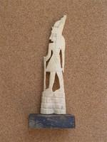 Egyiptomi csont dekoráció