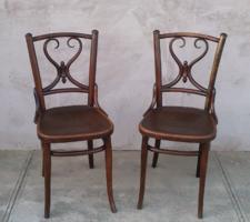 NAGYON RITKA Antik Thonet székek párban.!!!