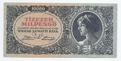 Tízezer Milpengő ( 10000 ) 1946 EF