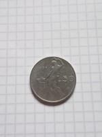 50 Líra Olaszország 1956  !!
