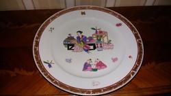 Herendi Ming süteményes tál 27.5 cm
