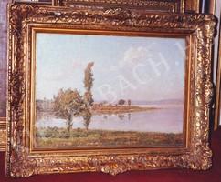 Basch Árpád festmény