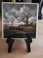 Mosa -holland csempekép