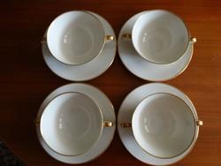 Heinrich leveses csészék 4 db