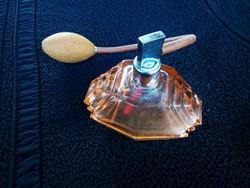 Nagyon régi parfümös üveg.