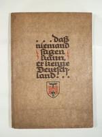 Könyv az 1939-es Münchenről