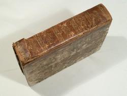1812-es ritka könyv