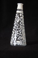 Modern üveg váza
