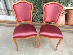 Bordó székek párban , Selva