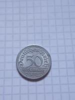 """50 Pfennig 19212 """"A"""" !!"""