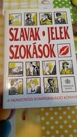 Szavak- Jelek Szokások könyv eladó!