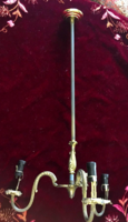 Antik flamand 3karú csillár